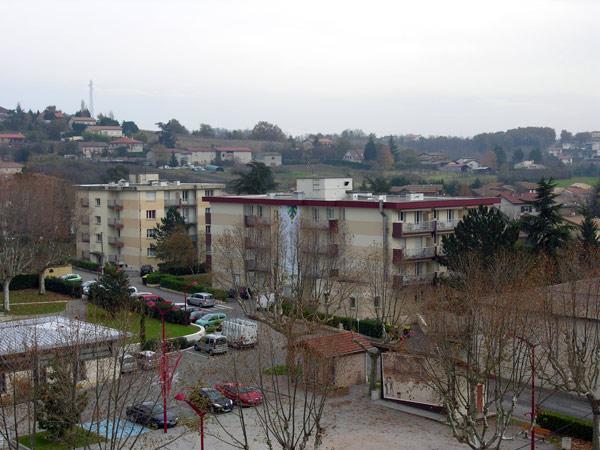 Le foyer Clariana de St Clair du Rhône