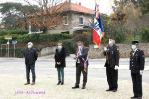 Commémoration du centenaire de l'armistice de 1918 @ Saint-Clair-du-Rhône | Auvergne-Rhône-Alpes | France