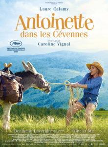 """Ciné d'été """"Antoinette dans les Cévennes"""""""